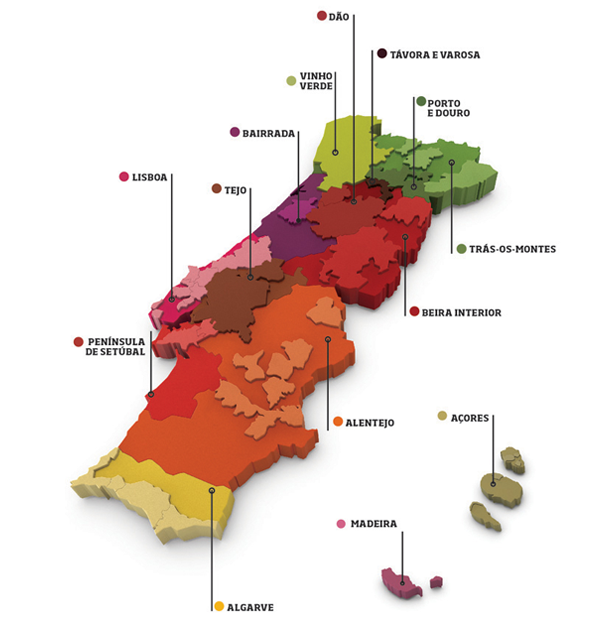 Wine Regions of Portugal: A World of Difference- Wines of Portugal