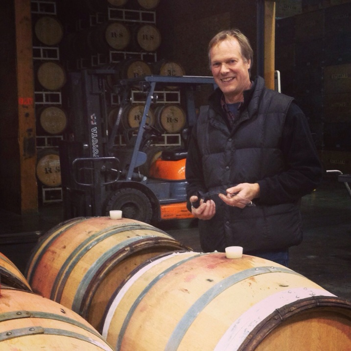 Rob Stuart, Owner & Winemaker of R.Stuart & Co.