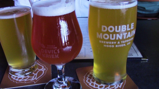 Double Mountain Brews from Bend, Oregon