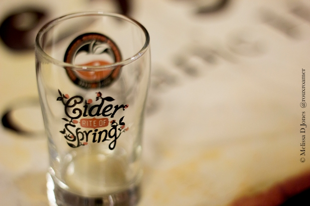 CiderTastingGlass