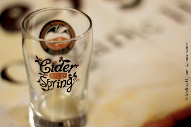 CiderTastingGlass