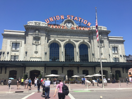 Union Station Denver